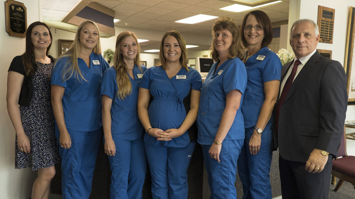 Binder Chiropractic Staff Photo